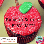 Back-to-School September 2015 Play Date