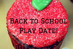 Back-to-School Play Date September 2015