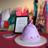 Princess Party at Stacey's Prom, Bridal & Formal Wear in Des Moines, Iowa
