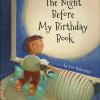 night before my birthday book