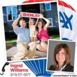 Moving Strategies from Ingrid Williams, Realtor for Re/Max
