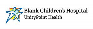 Blank children's hospital logo