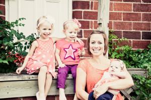 Mom of Three