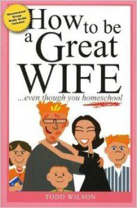 How to be a Great Wife book cover