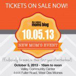 New Mom's Event 2013: What You Need to Know