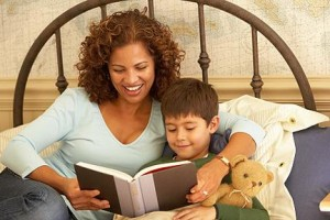 family read-to-kids