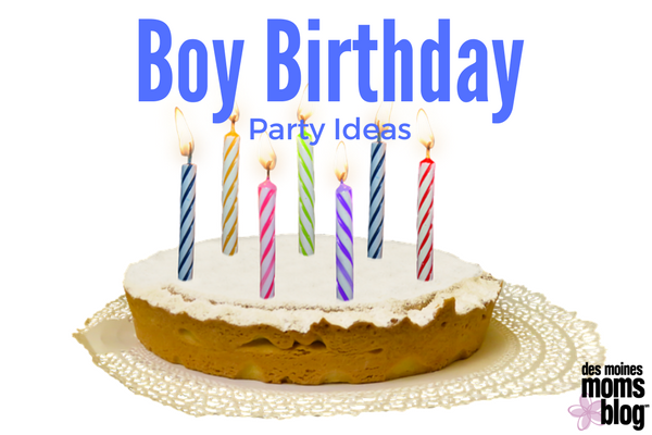 Decorating Ideas > 7 Easy Party Ideas For A Boy Birthday Bash!  Des Moines  ~ 220223_Birthday Party Ideas Des Moines