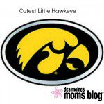 1st Annual Cutest Little Hawkeye Contest