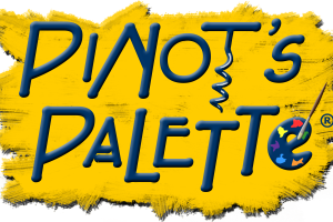 Pinot's Pallette Stacked Logo
