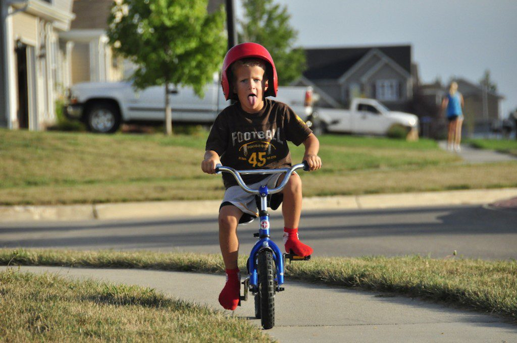 Brave Biker
