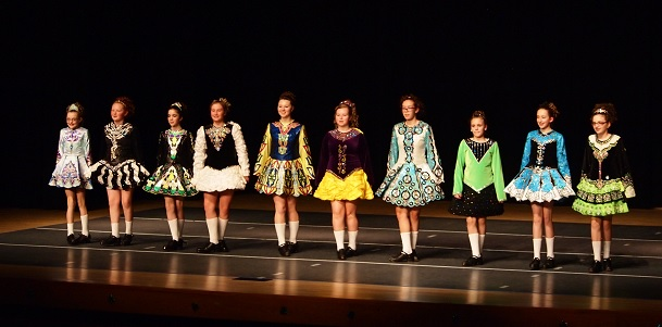 Des Moines Irish Dancers Foy School of Irish Dance