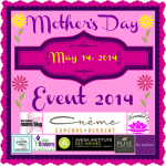 Celebrate Mother's Day DMMB Style at Creme Cupcake – May 14, 2014, Play Date Event