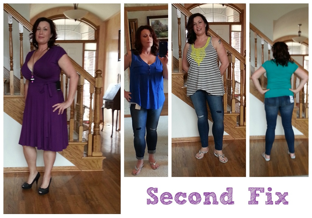 Second Fix - Stitch Fix