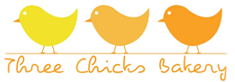 three chicks logo