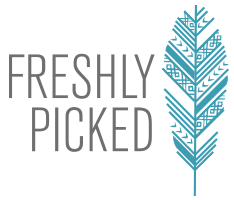 freshly picked logo