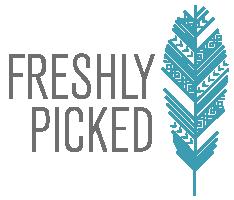 freshly picked logo