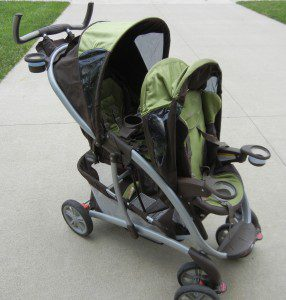 Twins - Double Stroller