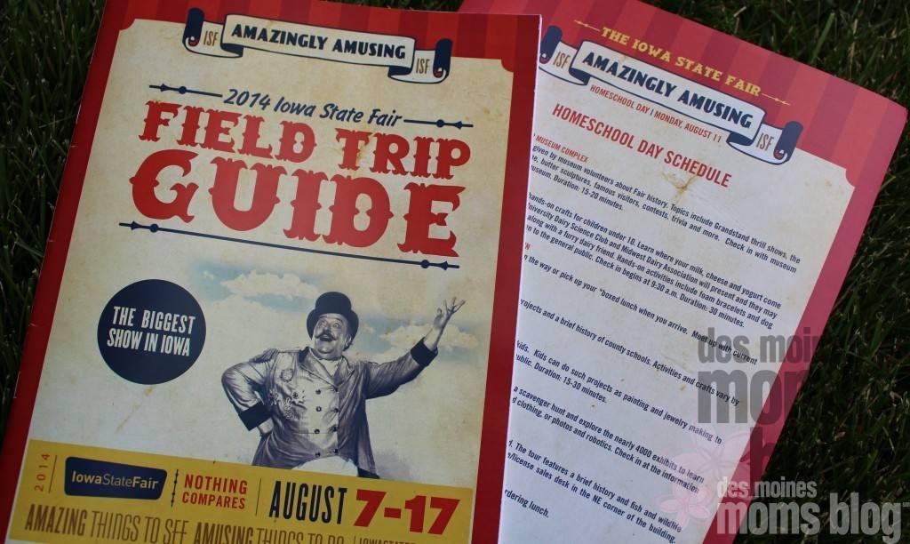 Iowa State Fair Field Trip Program