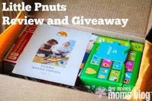 Little Pnuts Review and Giveaway