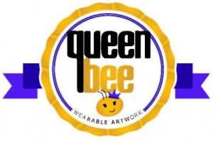 Queen Bee Logo seal