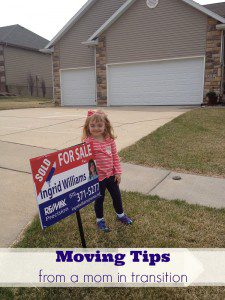 Willow Street Sold Moving Tips