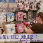 Creating a Baby Registry: Advice for the Mom-to-Be