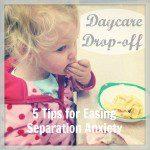 Daycare Drop-off Dilemma