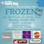 Frozen [Take Two]: Event Recap