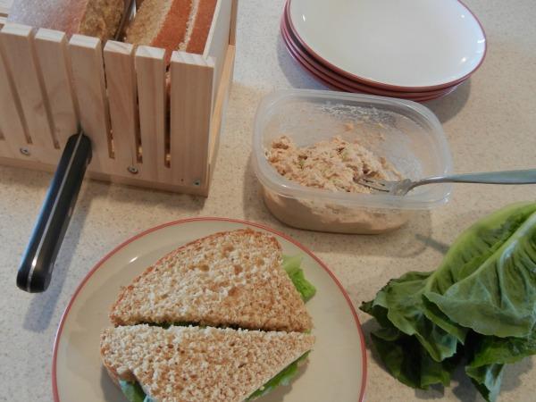 5 Easy Lunch Ideas
