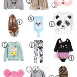 12 Animal-Inspired Girls' Clothes for Fall under $20