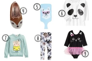 animal print fashions for girls under $20