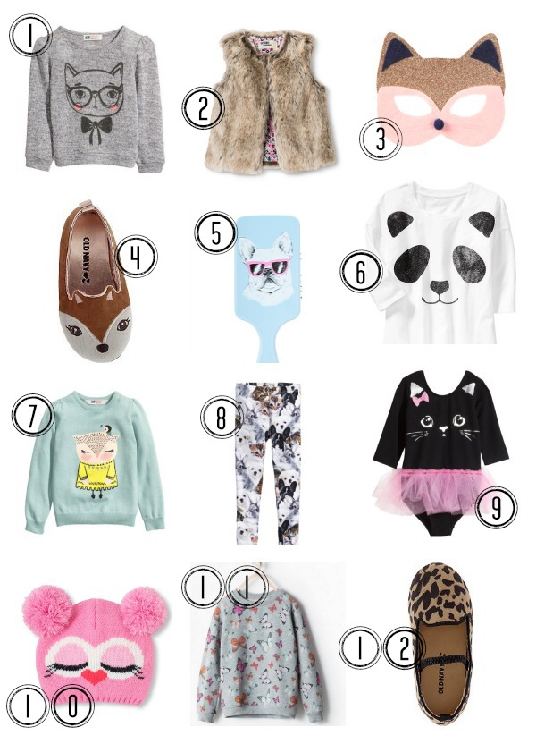 f95afb3efdb3 12 Animal-Inspired Girls' Clothes for Fall under $20
