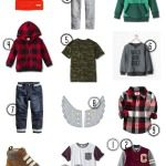12 Boys' Clothes for Fall under $20