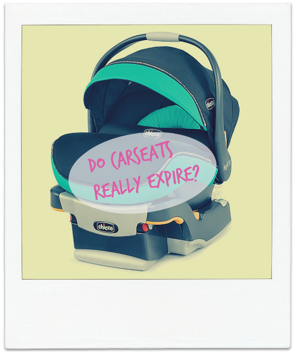 Evenflo car seat expiration date