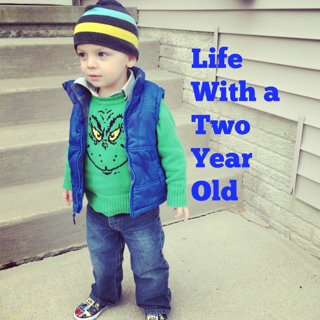 two year old