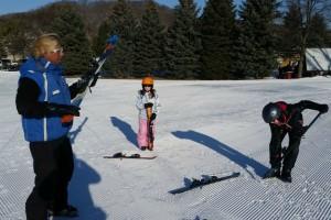 Family Winter Getaway in Mankato, Minnesota