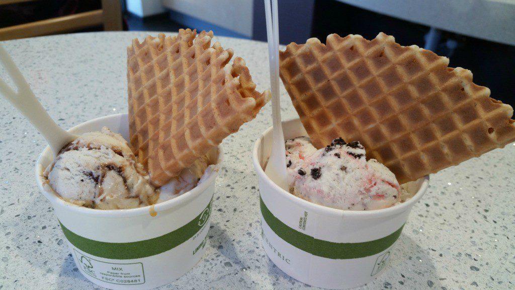 Mom & Pops Ice Cream, Mankato, Minnesota
