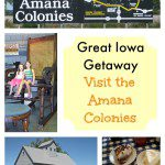 Family Fun in the Amana Colonies