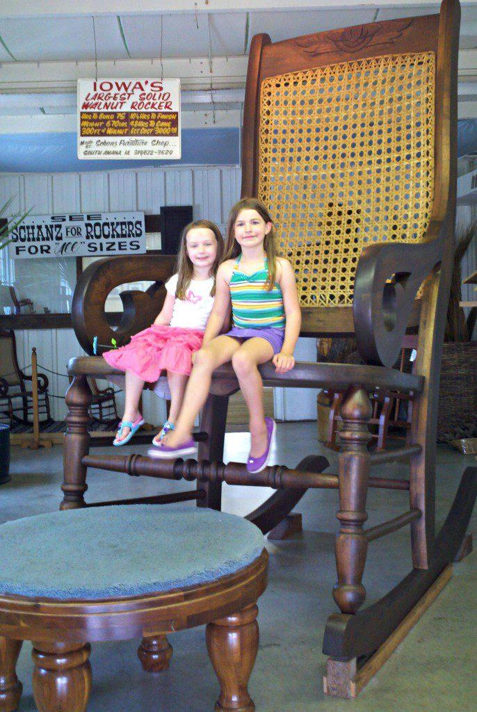 Family Fun in Iowa's Amana Colonies