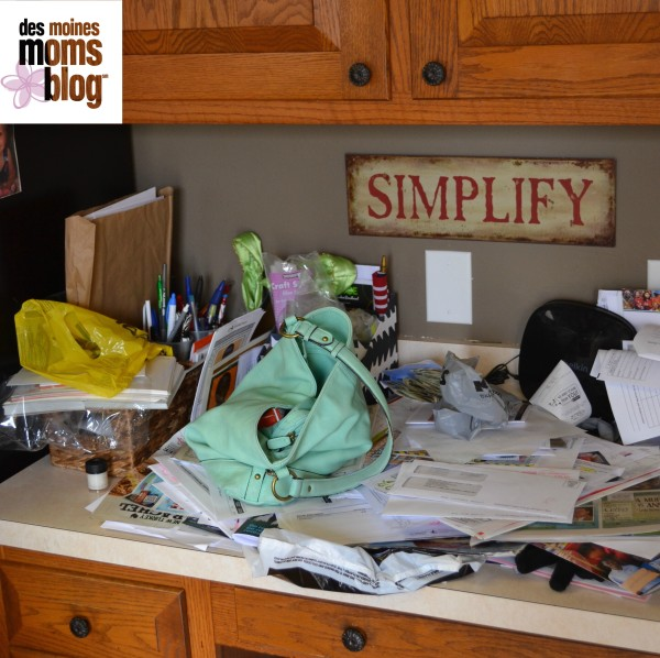 Messy Office Kitchen: Feeling Stufficated?