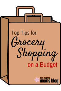 My Top Tips for Grocery Shopping on a Budget