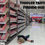 Toddler Tantrums: Finding Our Voice