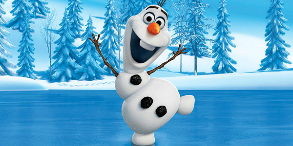Frozen (2013)Olaf (voiced by Josh Gad)