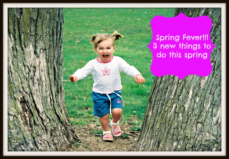 Spring Fever: 3 New Things to Do This Spring