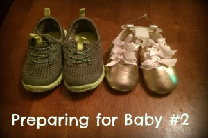 Preparing for Baby #2