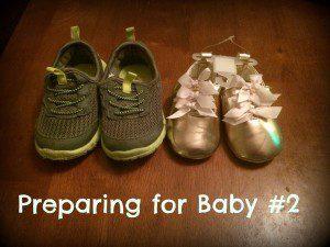 Preparing for Baby #2