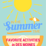 My Top Summer Activities for Families, Kids, and Date Night (2015)