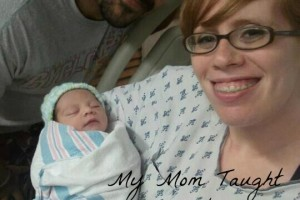 Becoming a Mom without Your Mom