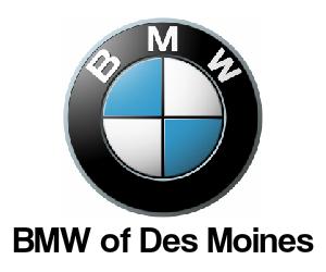 BMW of Des Moines Logo 300x250