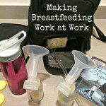 World Breastfeeding Week: Making Breastfeeding Work at Work